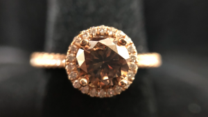 rose gold ring dallas